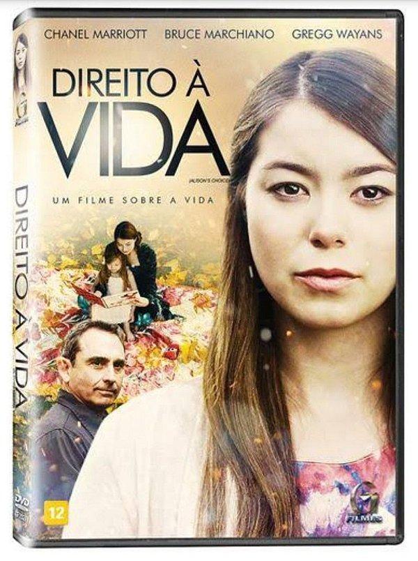 DVD DIREITO A VIDA