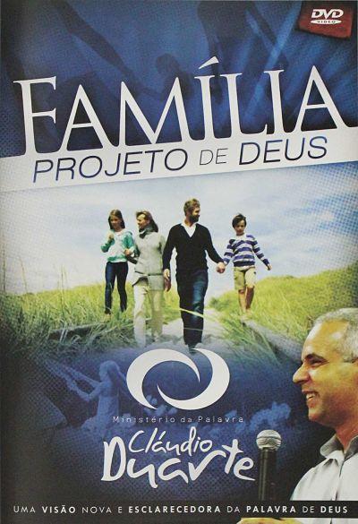 DVD FAMILIA PROJETO DE DEUS