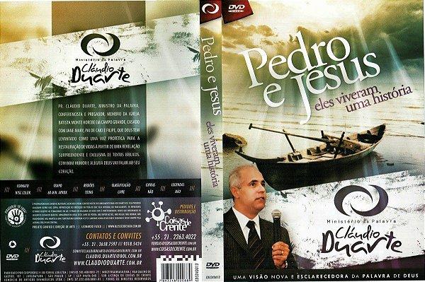 DVD PEDRO E JESUS ELES VIVERAM UMA HISTORIA