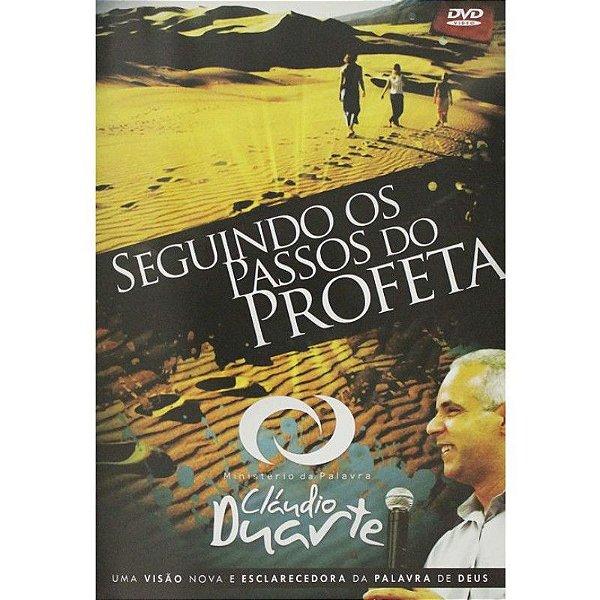 DVD SEGUINDO OS PASSOS DO PROFETA
