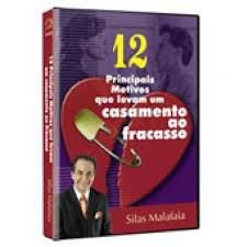 DVD 12 PRINCIPAIS MOTIVOS QUE LEVAM UM CASAMENTO AO FRACASSO