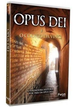 DVD OPUS DEI E O CODIGO DA VINCI