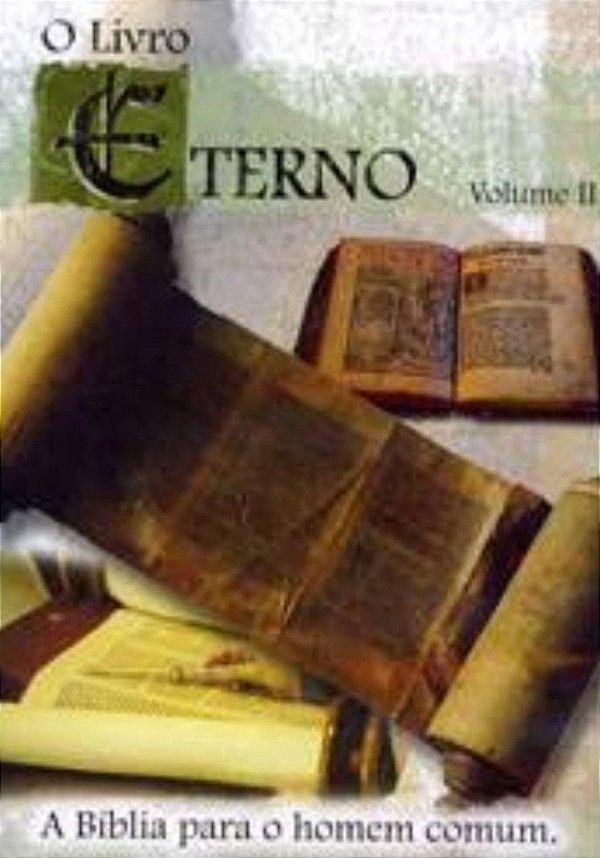 DVD DOCUMENTARIO O LIVRO ETERNO VOLUME 2