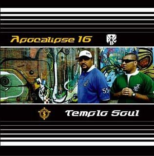 CD APOCALIPSE 16 TEMPLO SOUL