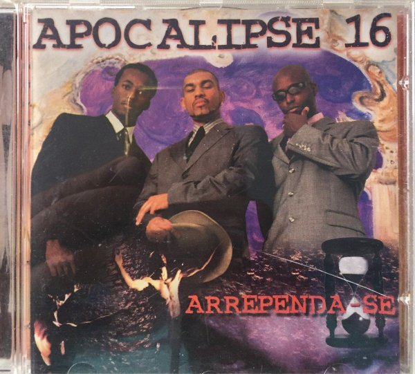 CD APOCALIPSE 16 ARREPENDA SE