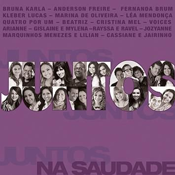 CD JUNTOS NA SAUDADE
