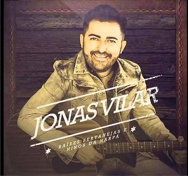 CD JONAS VILAR RAIZES SERTANEJAS E HINOS DA HARPA