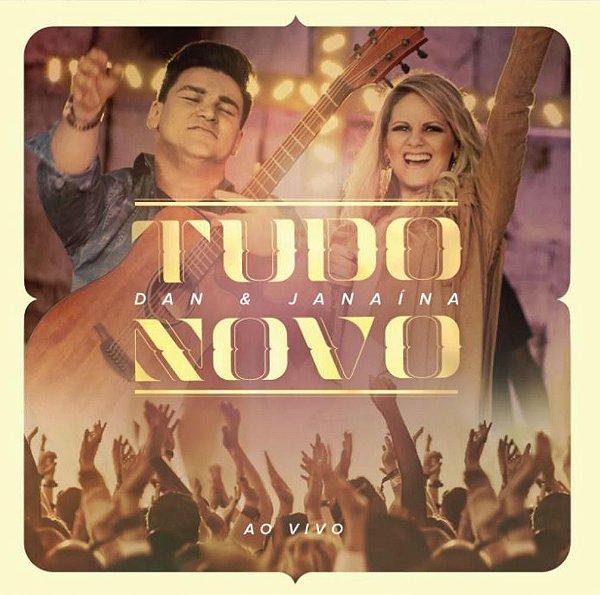 CD DAN E JANAINA TUDO NOVO