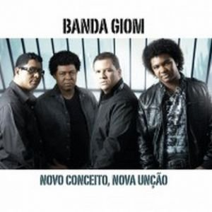 CD BANDA GION NOVO CONCEITO NOVA UNCAO