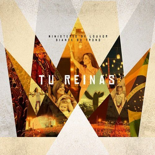 CD DIANTE DO TRONO TU REINAS