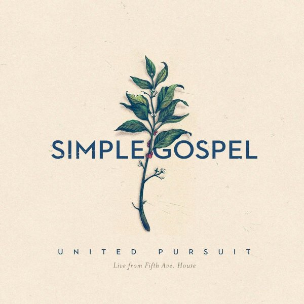CD UNITE PURSUIT SIMPLE GOSPEL