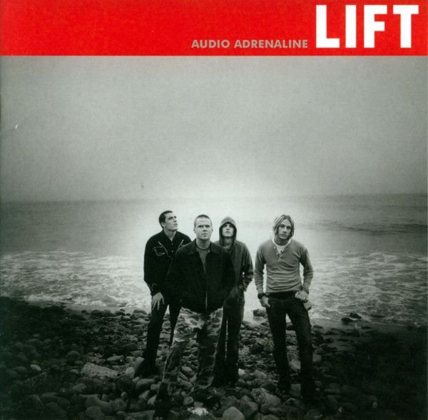 CD AUDIO ADRENALINE LIFT
