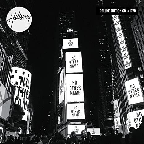 CD E DVD HILLSONG NO OTHER NAME DELUXE EDITION