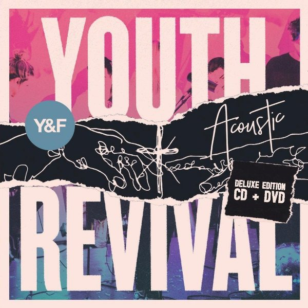 CD E DVD HILLSONG YONG E FREE YOUTH REVIVAL ACUSTC DELUXE EDITION