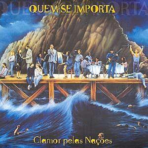 CD CLAMOR PELAS NACOES QUEM SE IMPORTA