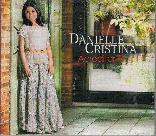 CD ACREDITAR DANIELLE CRISTINA