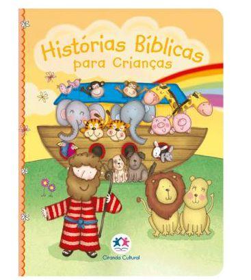 Bíblia Infantil Histórias Bíblicas Para Crianças |Noé|