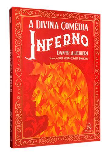 Livro A Divina comédia - Inferno |Dante Alighieri|