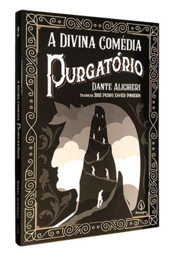 Livro A Divina comédia - Purgatório |Dante Alighieri|