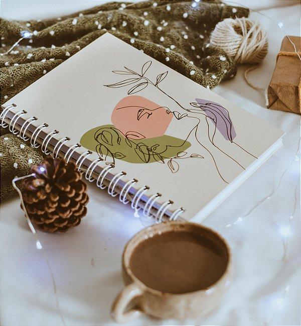Sketchbook Embaraço
