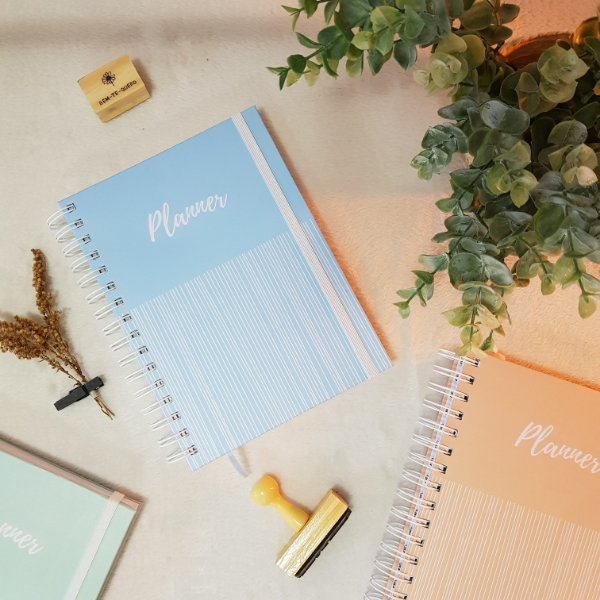 Planner Colors 2021 azul