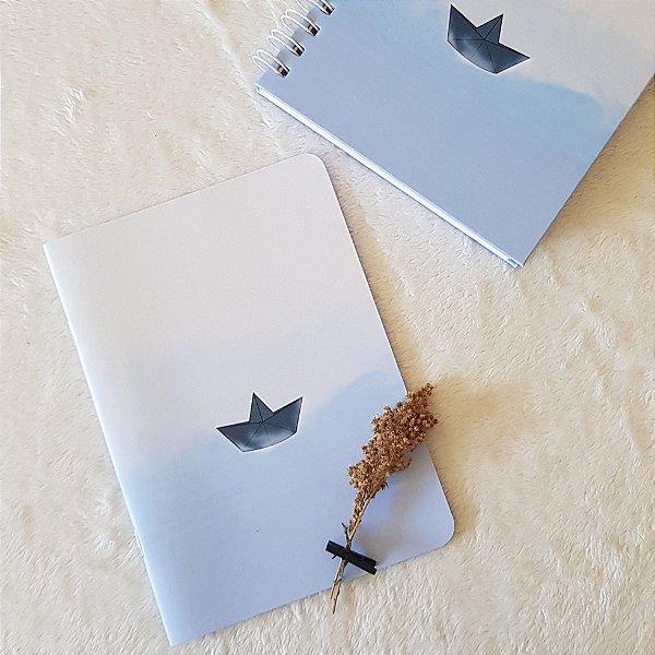 Caderneta do barquinho