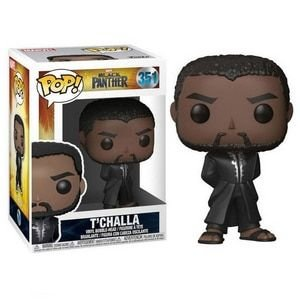 Tchalla Pantera Negra - Marvel - Funko