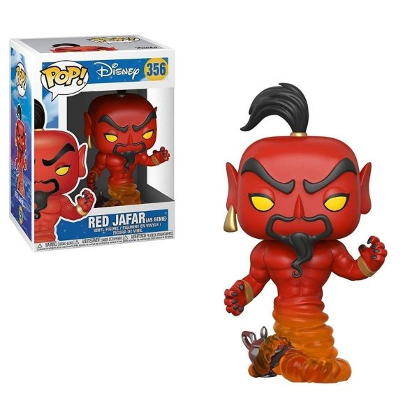 Red Jafar - Disney - Funko