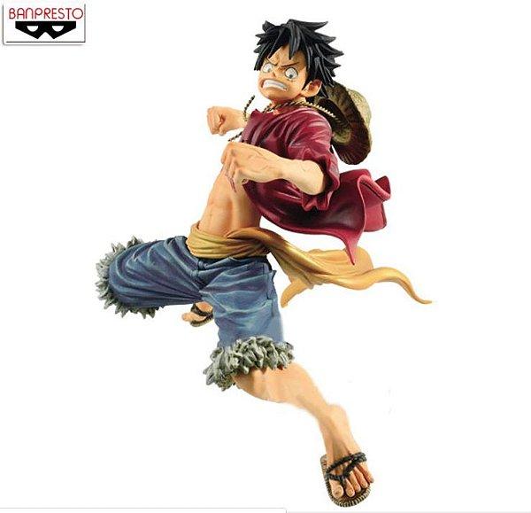 Monkey D. Luffy - World Figure Colosseum - One Piece - Banpresto