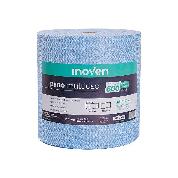 Pano Multiuso Azul 28cm x 300m - Inoven