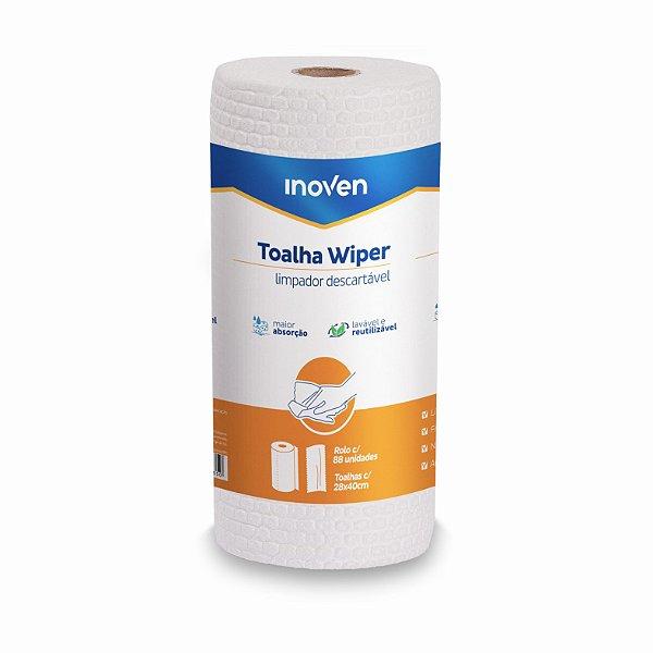 Toalhas Wiper Luxo Reutilizável - Inoven