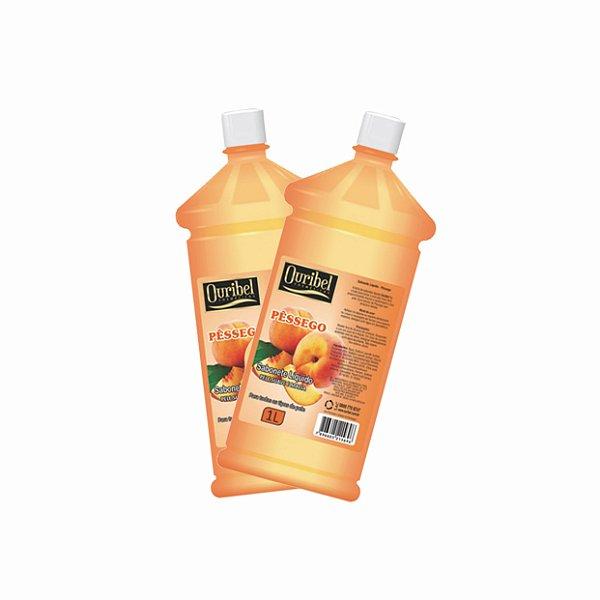 Sabonete Líquido Pêssego 1 Litro  - Ouribel