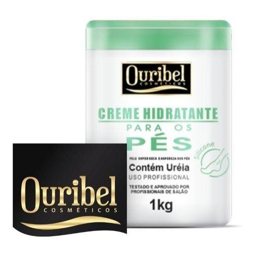 Creme Hidratante Para Pés 1kg - Ouribel