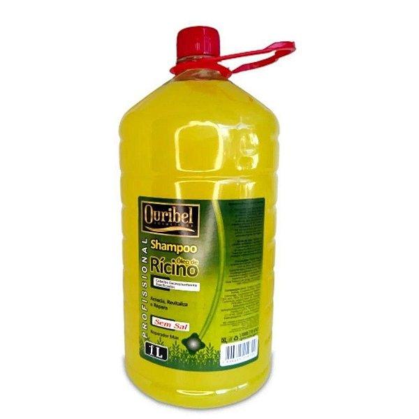 Shampoo Oleo de Rícinio 1 Litros - Ouribel