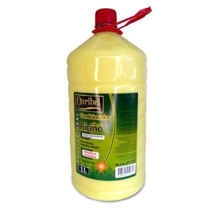 Condicionador Oleo de Rícinio 1 Litro - Ouribel