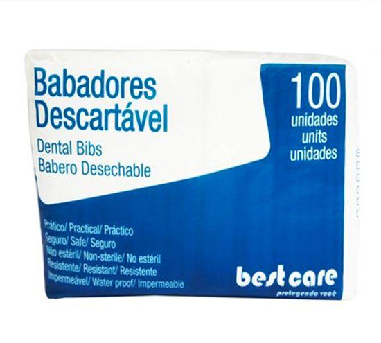 Babador Odontologico Impermeavel - Bestcare