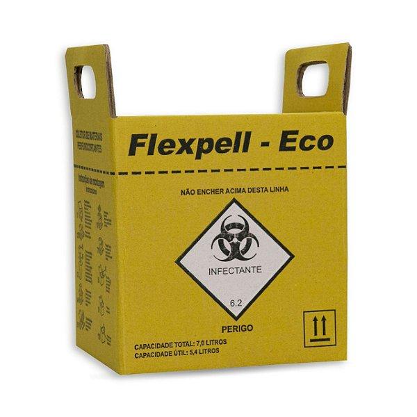 Caixa Coletora 7 Litros - Flexpell