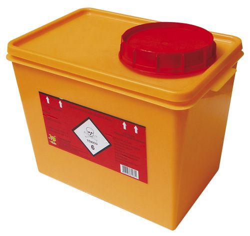 Coletor Rígido para resíduos Tóxicos - Descarpack