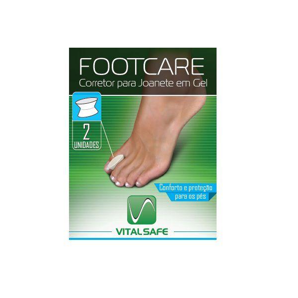 Corretor para Joanete em gel - Footcare Vital Safe