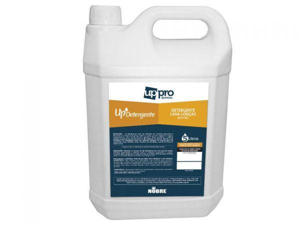 Detergente Líquido Lava Louça Neutro 5 Litros - Nobre