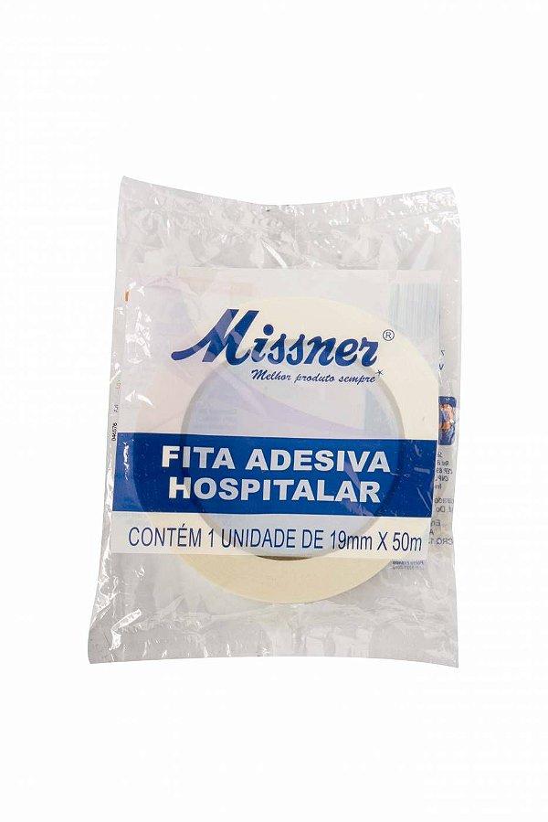 Fita Adesiva Hospitalar 19mm x 50m - Missner