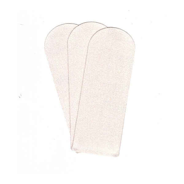 Lixas Descartáveis Para Pedicure Refil - NT Flex