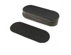Lixas Descartáveis Para Pedicure Refil Preto - NT Flex