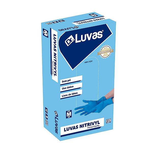Luvas Nitrivyl® - Dr. Luvas