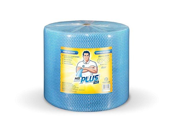 Pano Multiuso Azul 28cm X 300m - Proplus