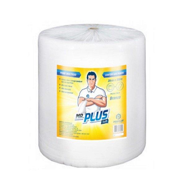 Pano Multiuso Branco 28cm X 300m - Proplus