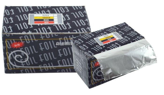 Papel Alumínio 16 micras - Santa Clara