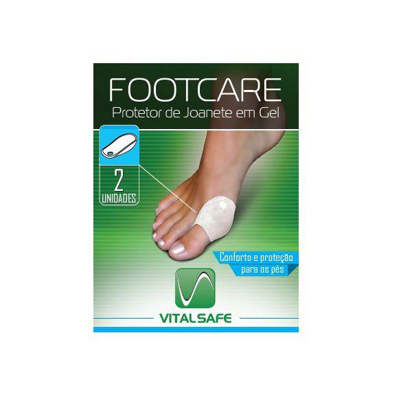 Protetor de Joanete em Gel - Footcare Vital Safe