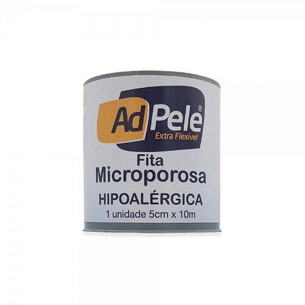 Fita Microporosa Branca 5cm x 10m - Adpele