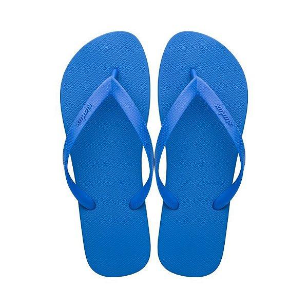 Sandália Starlux Clássica Azul Claro